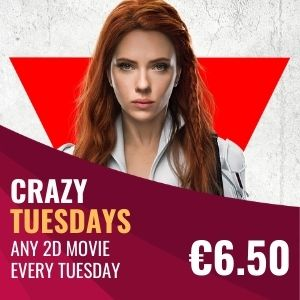 Crazy Tuesday Drogheda