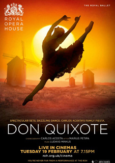 Don Quixote (Royal Ballet Live)
