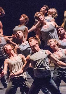 Within the Golden Hour / New Cherkaoui / Flight Pattern (Royal Ballet Live)
