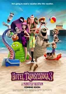 Sensory - Hotel Transylvania 3: A Monster Vacation