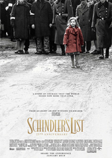 Schindler's List – 25th Anniversary Screening