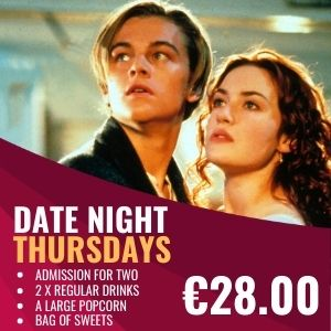 Date Night Thursday Drogheda
